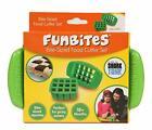 FunBites Fun Bites Food Sandwich Crust Shape Cutter Paw Patrol or Green Squares