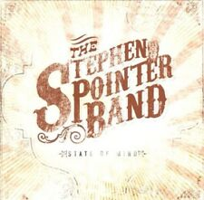 The Stephen Pointer Band - State Of Mind   (CD  2008)