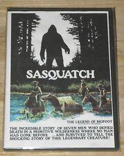 SASQUATCH The Legend Of Bigfoot (1977)