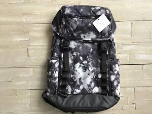 New Nike Vapor Speed Backpack AOP Black/White BA5815-013