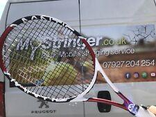 Mantis Tour 315 Tennis Racket White/Red/Black Brand New