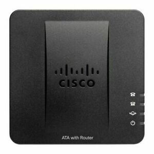 Cisco Small Business SPA122 1 Port 10/100 Wired Router