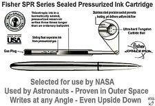 Fisher Space Pen # 400BCL / Classic Matte Black Bullet Pen with Clip