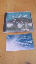 THE ART OF FLY FISHING SIMULAZIONE PESCA PC CD ROM-SIGILLATO_ITALIANO INGLESE