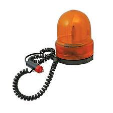 12V Revolving Vehicle/Car Light - Amber/Orange Warning Recovery Emergency Lamp