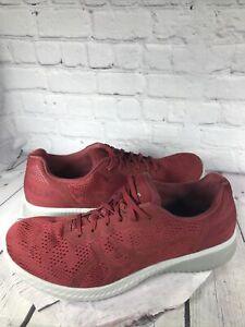 Asics Mens Gel-Kenun MX Red Fashion Sneakers Shoes 10.5 Medium (D)  0656