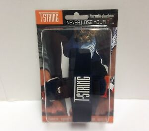 T-String Mobile Cell Phone Wrist Holder for Dance, Sports, Beach, Fun, or Work