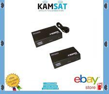 Splitter HDMI 1X1 Extender UTP Singolo Cavo Cat5e 6 50 M 3D 1080P 121AV MULTIROOM