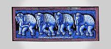 Elefante Pequeño Tapiz Algodón Colgadura Indio Dormitorio Decoración Hippie Boho