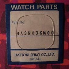 Genuine Seiko watch crystal SA9N83KN00 -- 7122-5000, 7123-5090, 7433-5030.   K88