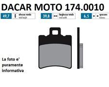 174.0010 PASTILLA DE FRENO RAZA POLINI BENELLI TERCIOPELO 125 Yamaha Carburador