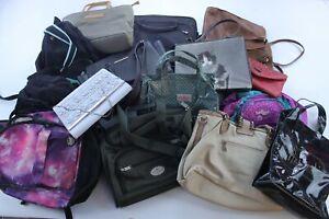 Men's/Women's AFRICAN Quality Second Hand Bags, Handbags Bundle 9 Kg - 15 Item L