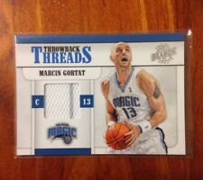 Single-Insert Orlando Magic Basketball Trading Cards