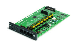 NEC-BE116507 SL2100 Analog Station Card Provides interface for 8 analog stations