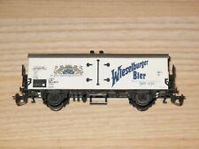 Wieselburger Bière Tt Wagon Marchandises Wagon / Tillig Wörner ? comme Neuf