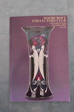 Moorcroft Collector's Club Newsletter No.52, August 2007