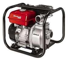 Einhell GE-PW 45 Benzin Wasserpumpe Gartenpumpe Pumpe 4 Takt bis 23000 l/h