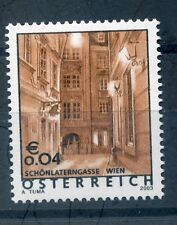 Austria 2008 4c definative stamp mint