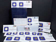 The Presidential Medals Cover Collection by Postal Commemorative Society