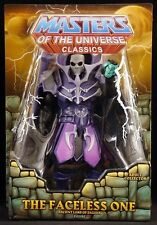 "2011 MATTEL MOTU MASTERS OF THE UNIVERSE FACELESS ONE 6"" ACTION FIGURE MOC"