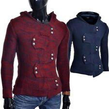 Woolen Regular Plain Hoodies & Sweats for Men
