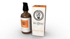 Beard Oil for Men Beard Conditioner 100ml Almond Oil Jojoba Oil Avocado Mineral