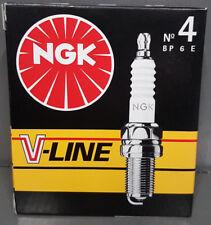 *4 x  BP6E NGK V-Line 4  Zündkerzen 5637 VL4, Mitsubishi, VW Mercedes Audi BMW #