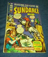 Blazing Six-Guns #2 In 6.0 fn  Condition April, 1971, Skywald Bronze age western