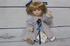 Marie Osmond Miracle Children Doll Collectible 1991  Jennifer Cast on Her Leg