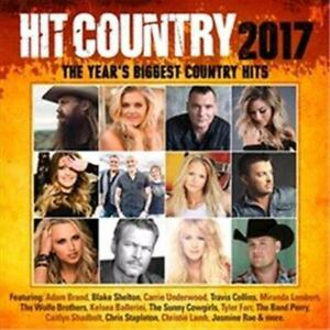 Various Artists - Hit Country 2017 CD