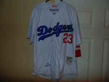 KIRK GIBSON Dodgers Autographed Jersey 23 Cooperstown Collection Los Angeles LA