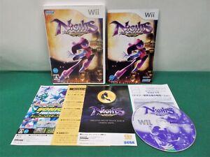 Nintendo Wii - Nights: Journey of Dreams / Hoshi Furu Yoru -- Japan Game. 50260
