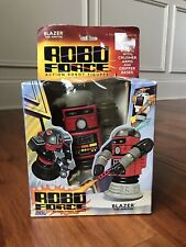 NIB Ideal Blazer The Ignitor Robo Force Action Robot Figure