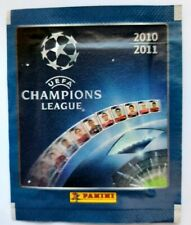 1 X PACKET PANINI UEFA CHAMPIONS LEAGUE 2010 - 2011 (WORLD CUP 10 14 18- EURO )