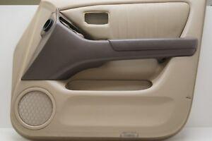 2000 Lexus RX 300 RX300 Beige Front Passenger Side Door Panel Card Cover OEM