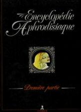 BD adultes Marquis (Le) Encyclopédie aphrodisiaque tome 1 Glénat