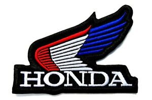 Honda Motorcycles Patch (Iron-on)