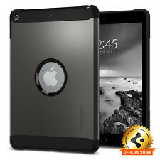 "Spigen® Apple iPad 9.7"" 2017 [Tough Armor] Shockproof Gunmetal TPU Case Cover"