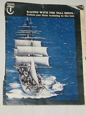 TALL SHIPS RACE. DAILY TELEGRAPH MAGAZINE.JULY 8TH 1966.