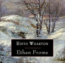 Ethan Frome By Edith Wharton Audio Book MP 3 CD Unabridged