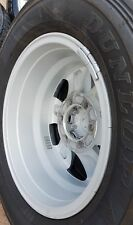 1X 2018 TOYOTA PRADO Landcruiser 150 GXL17INCH ALLOY WHEEL GENUINE SPAR 99% Tyre