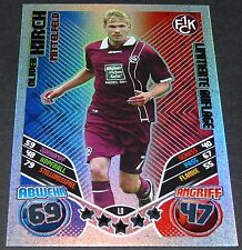 OLIVER HIRCH 1. FC KÖLN LIMITED TOPPS PANINI FOOTBALL BUNDESLIGA 2011-2012