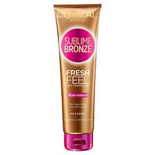 LOreal Sublime Bronze Self Tan Fresh Feel Gel Face/Body 150ml
