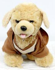 BAB Build A Bear Dog Star Wars Jedi Lucas film Stuffed Animal Plush Puppy