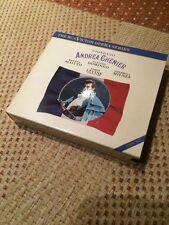 Andrea Chenier par Umberto Giordano avec Placido Domingo conduit par J. Levine