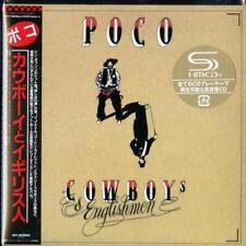 POCO-COWBOYS & ENGLISHMEN-JAPAN MINI LP SHM-CD Ltd/Ed G00