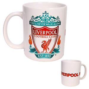Liverpool F.C Football Club - Officially Licensed Mug - Gift NEW