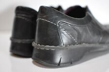 Josef Seibel Womens leather Zip comfort shoes size EU 40