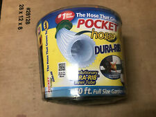 POCKET HOSE DURA-RIB GROWS UP TO 50 FT.