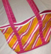 Bath & Body Works Lovely Summer Tote Shopper Bag Travel Beach